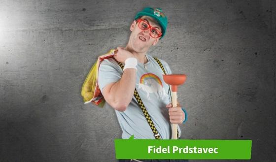 Schopný linkbuilder by vypadat jako Filip Podstavec alias Fidel Prdstavec (www.getfound.cz).