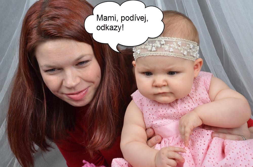 Váš linkbuilder může vypadat třeba jako matka od dětí.