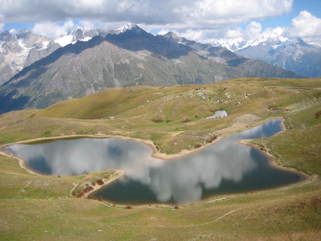 Gruzie | Kavkaz | Svaneti | Mestia