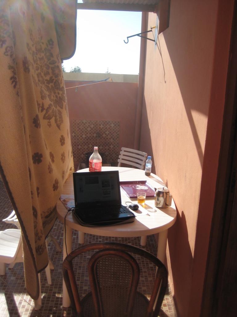 Maroko | Moje kancelář Essaouira