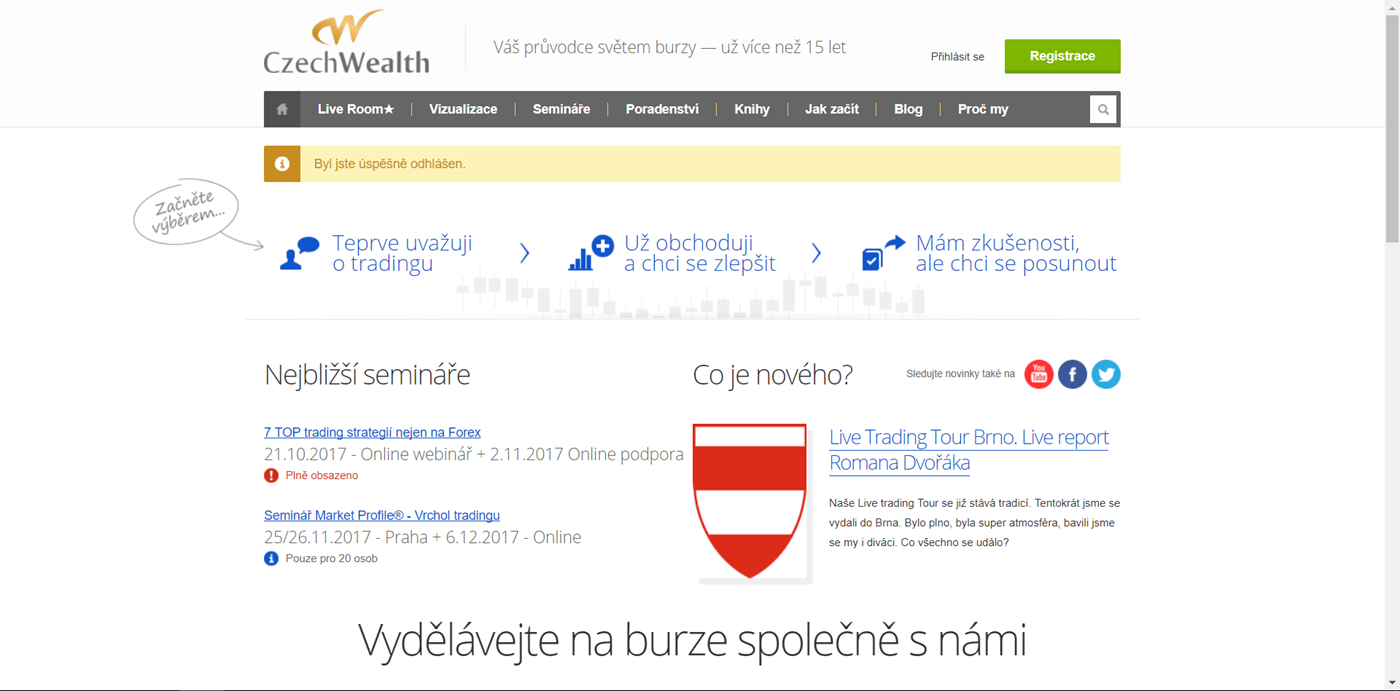 Czechwealth forex