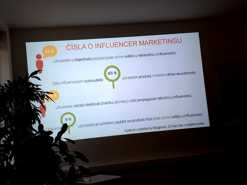 Čísla o influencer marketingu